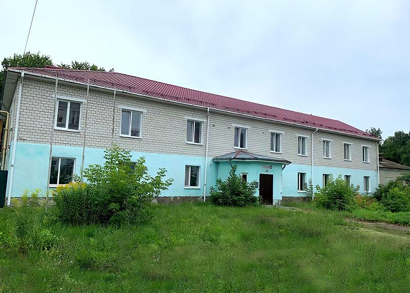 Дом для пожилых людей в Брянске