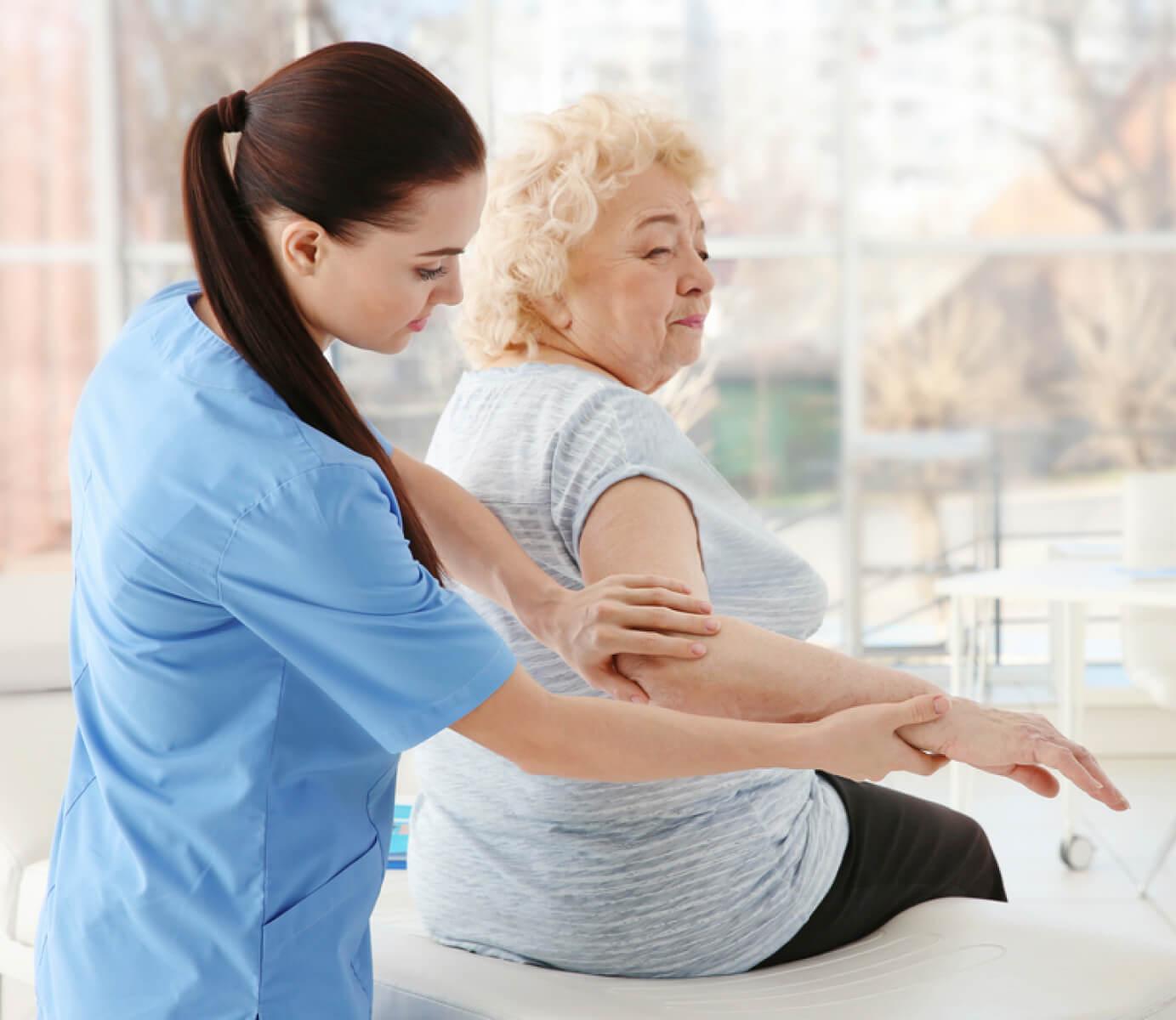 ЛФК, массаж и физиокабинет