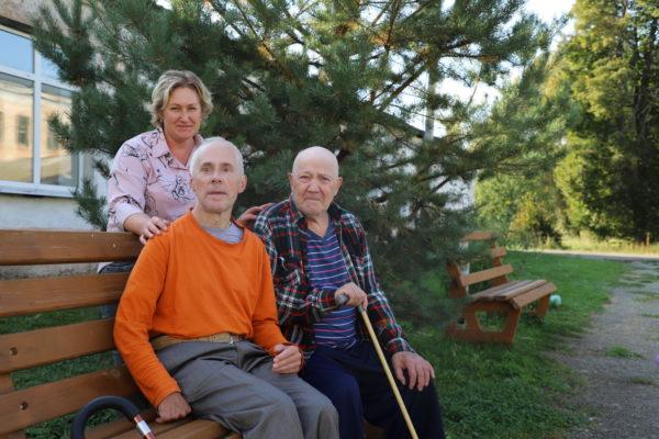Пансионат для пожилых инвалидов в Брянске